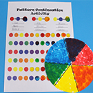 Pattern Continuation & Color Mixing