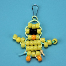Chick Bead Pet Craft