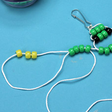 how to make bead animals