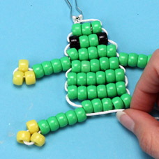 Pony Bead Pet Patterns Frog
