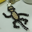 Monkey Bead Pet
