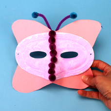 Kids Craft Mask