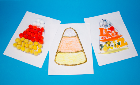 Candy Corn Printable - craft project ideas
