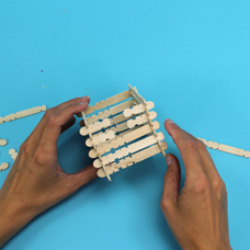 craft wooden sticks