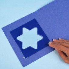 Handmade Hanukkah Kids Craft