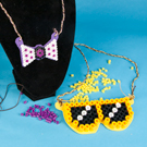 Melty Bead Icon Necklaces