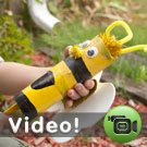 VIDEO: Easy Puppets Made with Recycled Materials