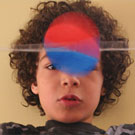 Color Theory Optical Illusion: Primary and Secondary Colors