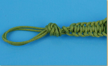 KNOTS: How To Make A Square Knot