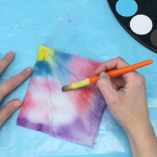 watercolor paper craft