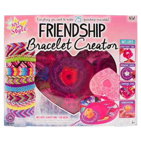 Just My Style™ Friendship Bracelet Creator