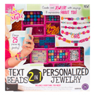 Just My Style™ 2-in-1 Personalized Jewelry & Text Beads