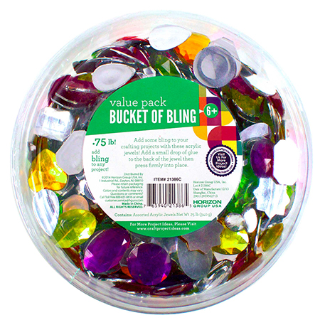 Bucket of Bling