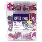 Acrylic Jewels Value Pack Girly Mix