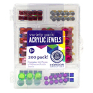 Peel & Stick Acrylic Jewels Value Pack