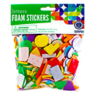 "1"" Foam Sticker Letters"