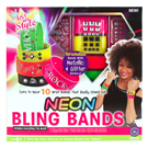 Just My Style™ Neon Bling Bands