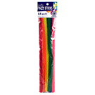 Puffy Rainbow Fuzzy Sticks