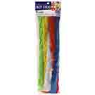 Rainbow Jumbo Fuzzy Sticks