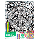 Velv-Its Jumbo Peace Sign Poster