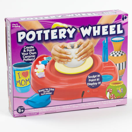 Pottery Wheel Kit