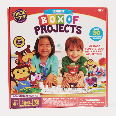 Made by Me™ Ultimate Box of Projects