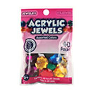 Acrylic Jewels 18mm Assortment Mix
