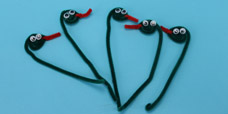 Pipe Cleaner Kids Craft