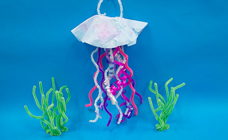 Recycled Jellyfish