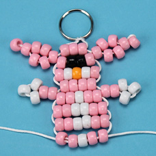 How to make a bead pet pattern