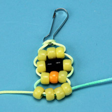Easter arts and crafts Bead Pet