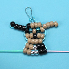 made by me bead pet