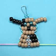Dog Bead Pet - Craft Project Ideas