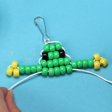 Instructions to make bead pets