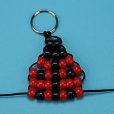 Kids Craft Ladybug Bead Pet Instructions