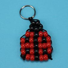 b8aed53543a3 Ladybug Bead Pet - Craft Project Ideas