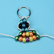 How to make a turtle bead pet