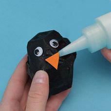 Kids Craft Crows