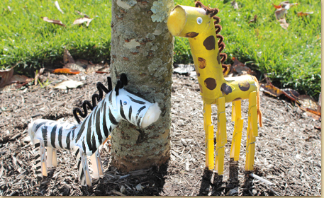 zebra craft ideas march is national craft month horizon usa 3282