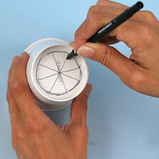 Paper Craft Telescope