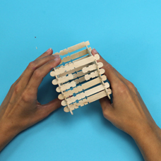 wooden craft stick projects