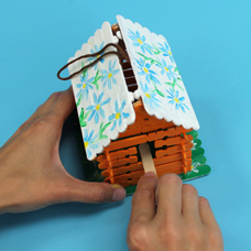 how to build a birdhouse with kids