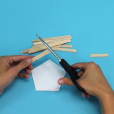 craft wood sticks