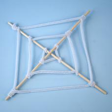 Spiderweb craft