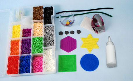 Melty Bead Magnets