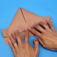 Make an Origami Boat