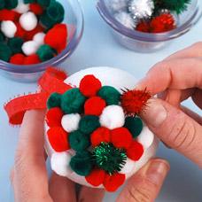 Kids Craft Ornament
