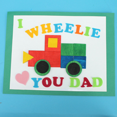 Kids Craft for Dad