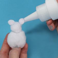 Pom Polar Bear
