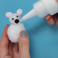 Arts and Crafts Project Polar Bear